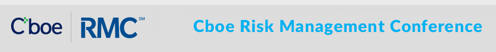 2018 Cboe Risk Management Conference Europe