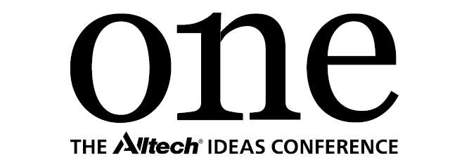 ONE: The Alltech Ideas Conference 2020